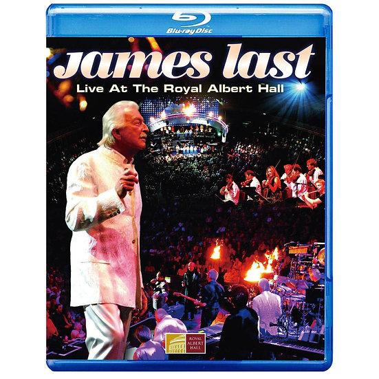 詹姆斯.拉斯特:皇家亞伯特廳現場 James Last: Live at the Royal Albert Hall (藍光Blu-ray) 【Evosound