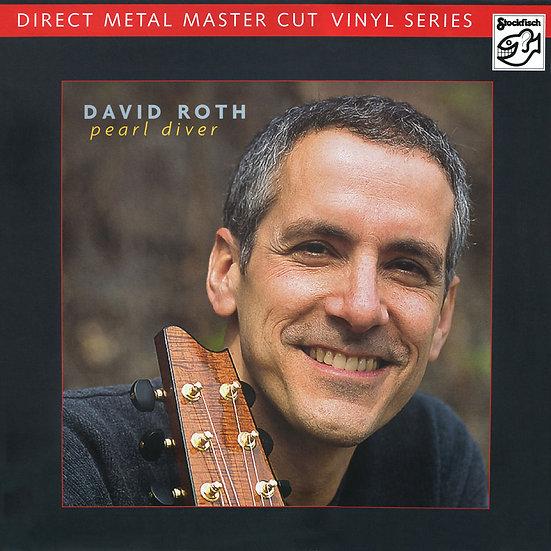 大衛.羅斯:採珠人 David Roth: Pearl Diver (Vinyl LP) 【Stockfisch】