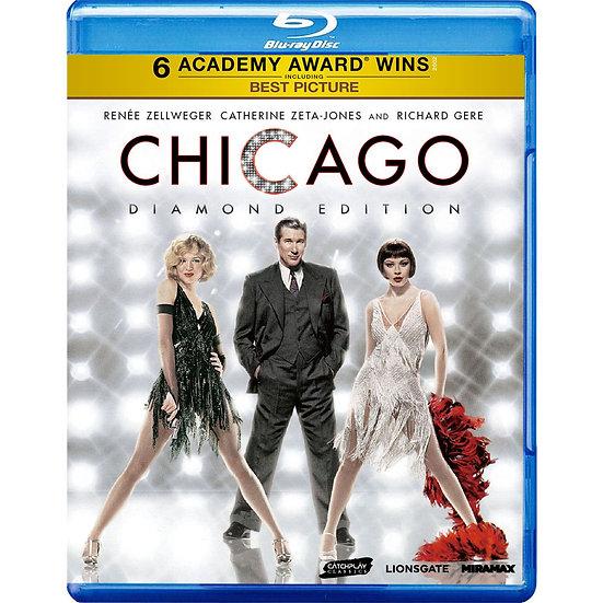 芝加哥 Chicago (藍光Blu-ray)