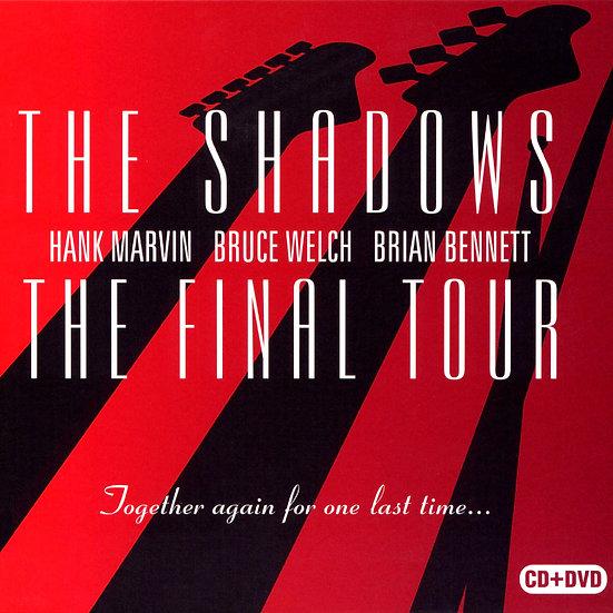 影子樂團:最後巡迴演唱會 The Shadows: The Final Tour (CD+DVD) 【Evosound】