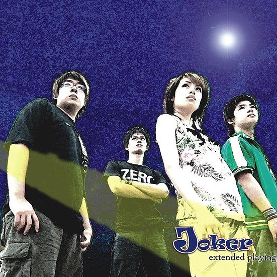 Joker樂團 同名EP (CD)