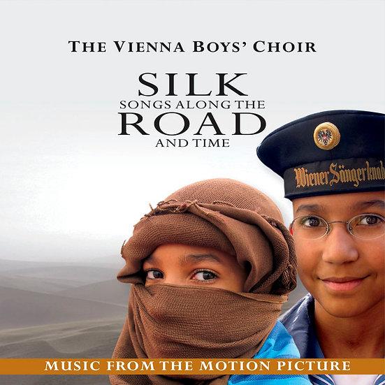 維也納少年合唱團:絲路 時光漫步之旅 (CD) 【Evosound】
