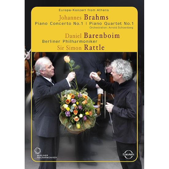 2004歐洲音樂會 在希臘雅典 Europa Konzert from Athens (DVD) 【EuroArts】