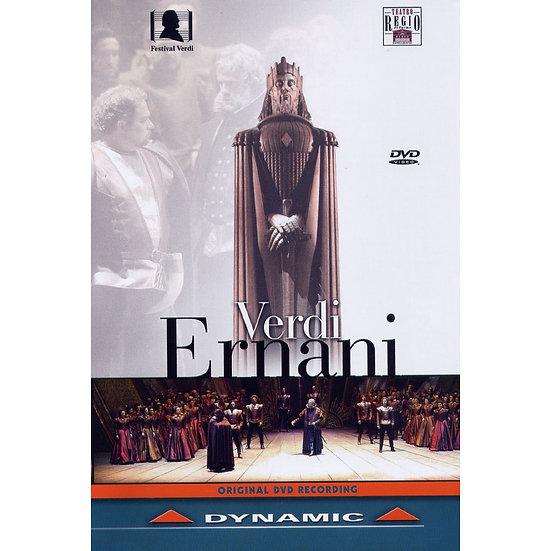 威爾第:歌劇《爾納尼》 Giuseppe Verdi: Ernani (DVD)【Dynamic】