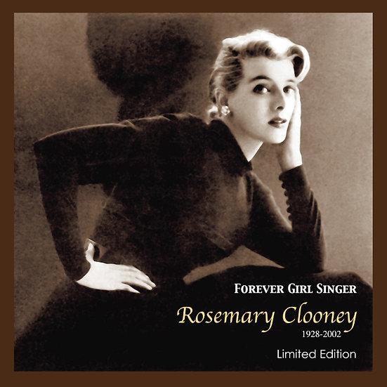 蘿絲瑪麗克隆尼:永遠的女孩歌手 Rosemary Clooney: Forever Girl Singer (CD) 【Concord Records】