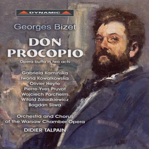 比才:歌劇《唐.波柯皮歐》 Bizet: Don Procopio (CD)【Dynamic】