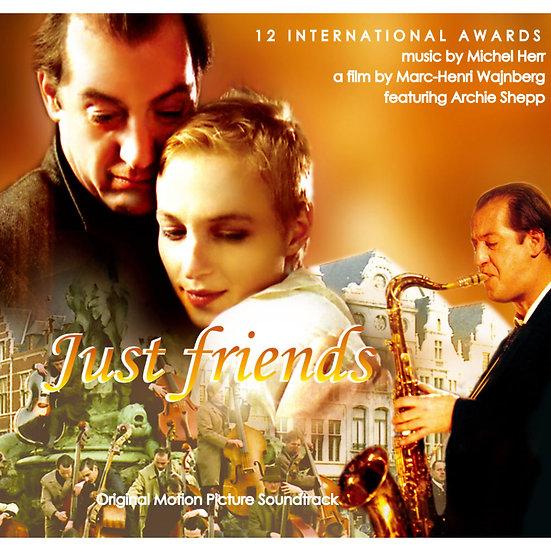 樂士情深 電影原聲帶 Just Friends O.S.T. (CD)