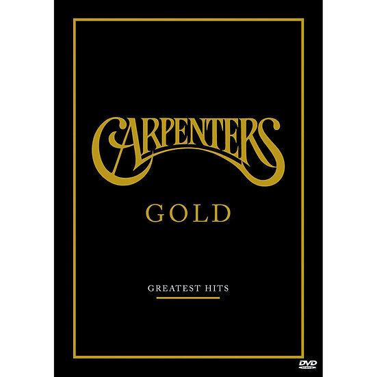 木匠兄妹:輝煌年代 Carpenters: Gold - Greatest Hits (DVD) 【Evosound】