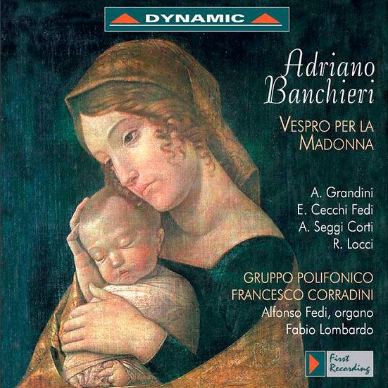 班基耶里:聖母晚禱 Adriano Banchieri: Vespro per la Madonna (CD)【Dynamic】