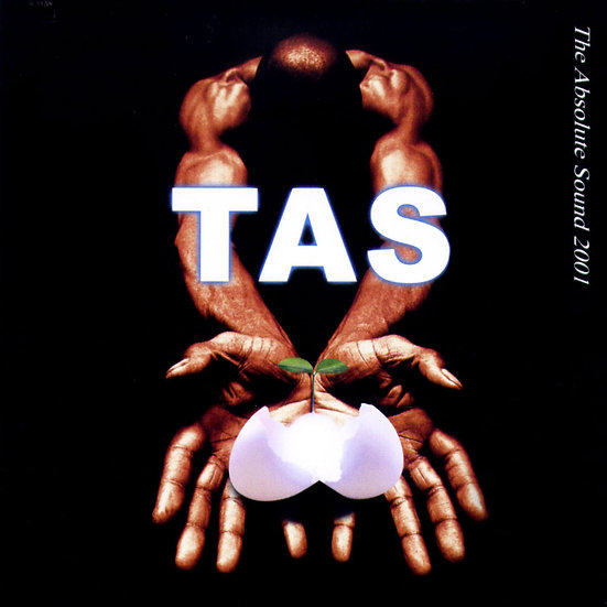 絕對的聲音TAS2001 (CD)