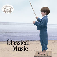思維成長系列Vol.1 - 兒童古典音樂 Growing Minds with Music - Classical Music (CD) 【Evosound】