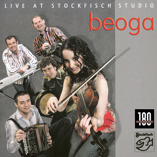 貝哥雅:老虎魚現場 Beoga: Live at Stockfisch Studio (Vinyl LP) 【Stockfisch】