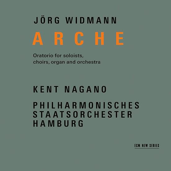 Jörg Widmann: Arche (2CD) 【ECM】