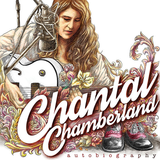 香朵:傳記 Chantal Chamberland: Autobiography (CD) 【Evosound】