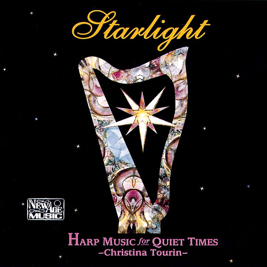 克莉絲汀娜.托寧:松香味的三角關係 Christina Tourin: Starlight (CD)