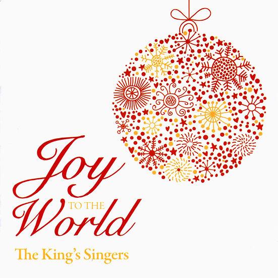 國王歌手合唱團:歡樂國度 King's Singers: Joy To The World (CD) 【Evosound】