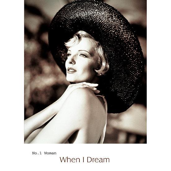 原味女人1 愛在她鄉 V.A.: When I Dream (CD)