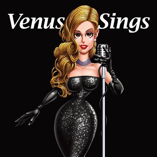 純粹爵士女聲:維納斯精選 The Essential Best Of Lady Jazz Vocals: Venus Sings (CD) 【Venus】