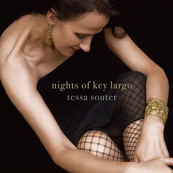 泰莎.索特:大礁島之夜 Tessa Souter: Nights Of Key Largo (CD) 【Venus】