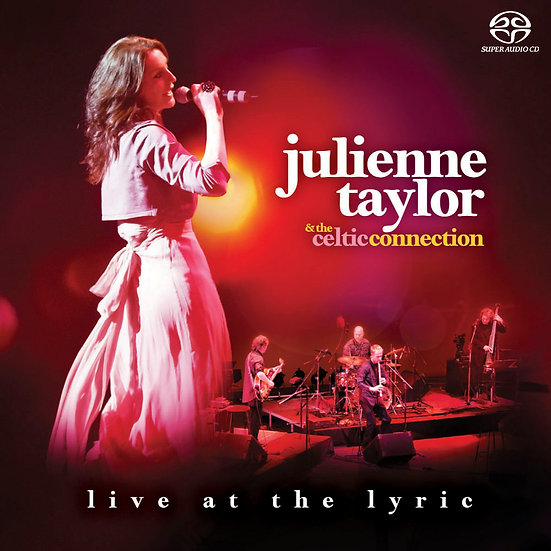 茱麗安妮.泰勒:感動Live版 Julienne Taylor: Live at the Lyric (SACD) 【Evosound】