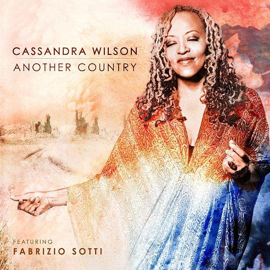 卡珊卓.威爾森:他城 Cassandra Wilson: Another Country (CD) 【Evosound】