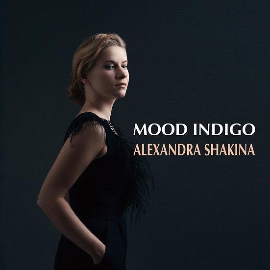 亞歷珊卓.夏姬娜:深藍情調 Alexandra Shakina: Mood Indigo (Vinyl LP) 【Venus】