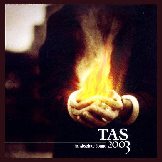 絕對的聲音TAS2003 (CD)