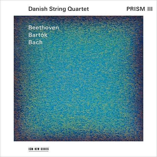 丹麥弦樂四重奏:稜鏡Ⅲ Danish String Quartet: Prism III (CD) 【ECM】