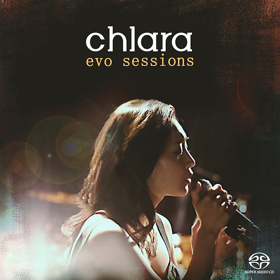 卡兒:evo現場 Chlara: evo sessions (SACD) 【Evosound】
