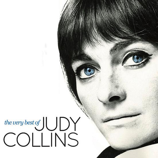 茱蒂.柯林斯:超級精選 Judy Collins: The Very Best Of Judy Collins (CD+DVD) 【Evosound】