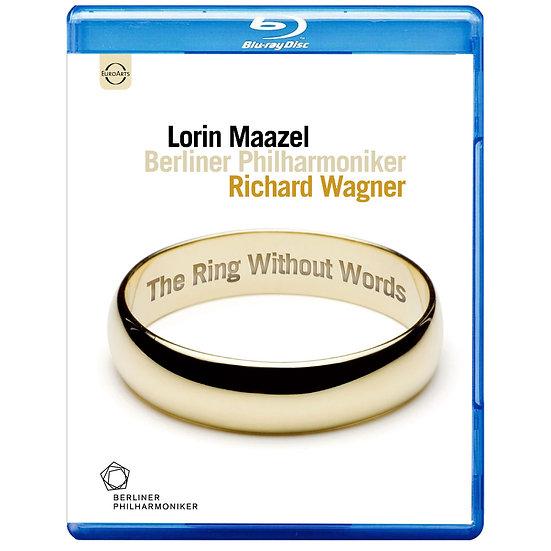 華格納:無言的「尼貝龍指環」 (藍光Blu-ray) 【EuroArts】