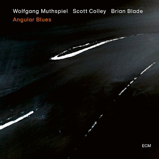 沃爾夫岡.馬斯俾爾:尖角藍調 Wolfgang Muthspiel: Angular Blues (CD) 【ECM】