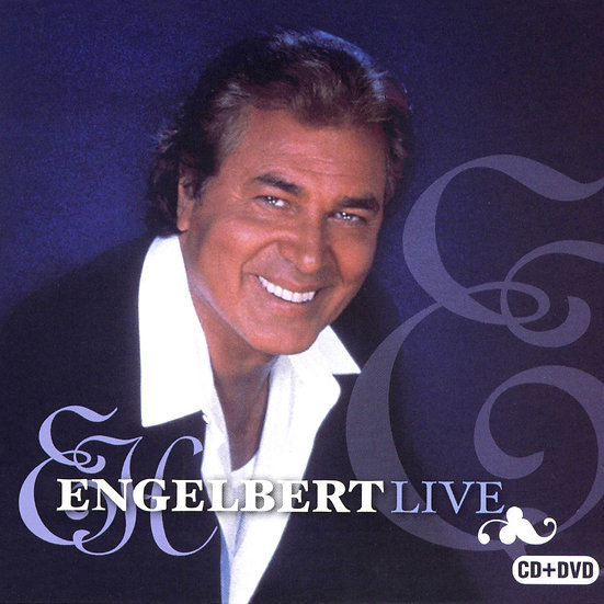 英格伯.漢柏汀克:LA演唱會 Engelbert Humperdinck: Engelbert Live (CD+DVD) 【Evosound】
