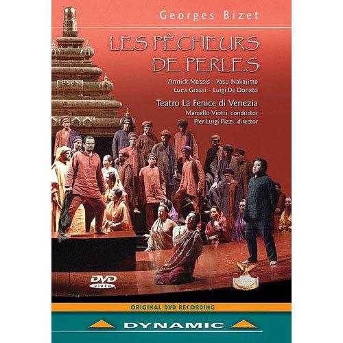 比才:歌劇《採珠者》 Georges Bizet: Les Pecheurs de Perles (DVD)【Dynamic】