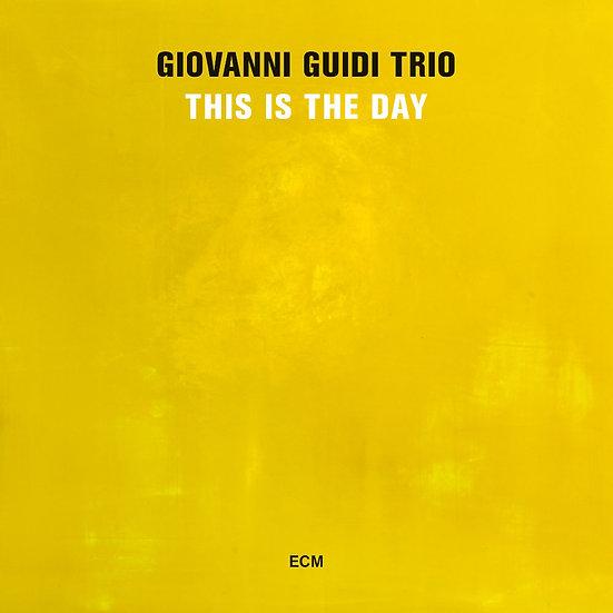 喬瓦尼.圭迪三重奏:就在今日 Giovanni Guidi Trio: This Is The Day (CD) 【ECM】