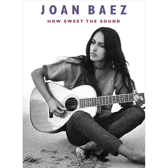 民謠天后 瓊拜雅:甜美的記憶 Joan Baez : How Sweet The Sound (DVD+CD) 【Evosound】