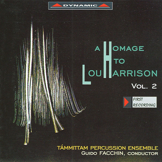 向盧.哈里森致敬 第二集 A Homage to Lou Harrison, Vol. 2 (CD)【Dynamic】