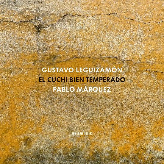 追憶古斯塔沃|吉他:帕布羅.馬爾克斯 (CD) 【ECM】