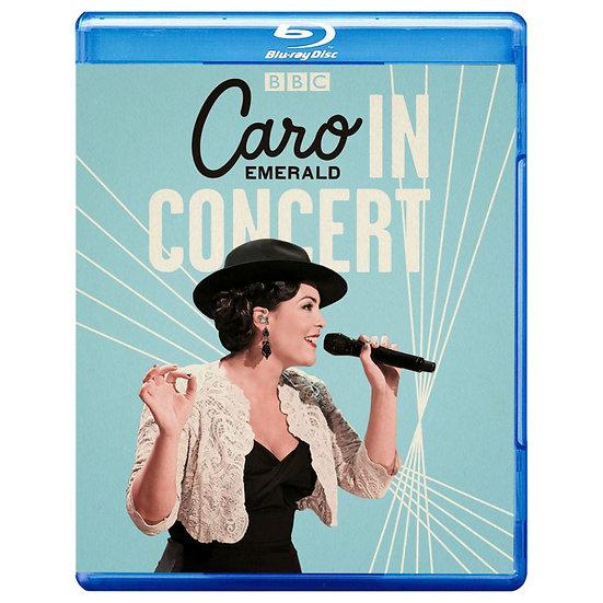 卡蘿.艾默洛:BBC現場演唱會 Caro Emerald: In Concert (藍光Blu-ray) 【Evosound】