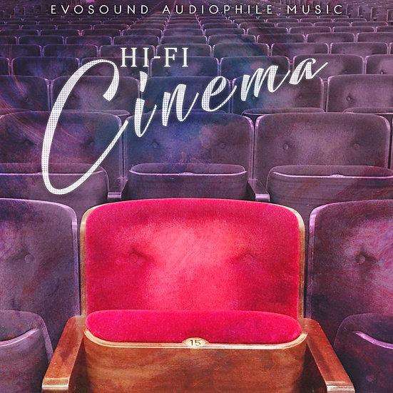發燒電影院-Hi-fi配樂精選 Evosound Audiophile Film Music - Hi-fi Cinema (2CD) 【Evosound】