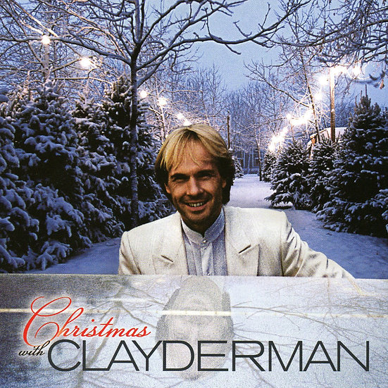 理查.克萊德門的溫馨聖誕集 Richard Clayderman: Christmas With Clayderman (CD) 【Evosound】