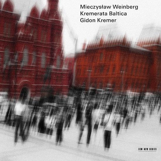 范貝格:異鄉人之歌 基頓.克萊曼/波羅的海弦樂團 (2CD) 【ECM】