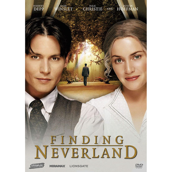 尋找新樂園 Finding Neverland (DVD)