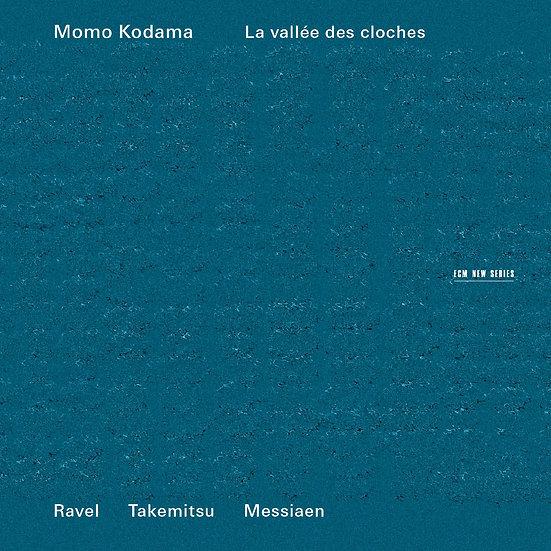 兒玉桃:鐘聲谷 Momo Kodama: La vallée des cloches (CD) 【ECM】