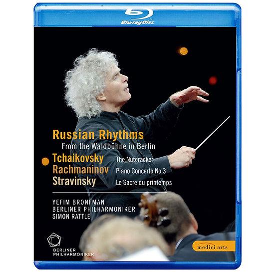 「俄羅斯旋律」 溫布尼音樂會  (藍光Blu-ray) 【EuroArts】