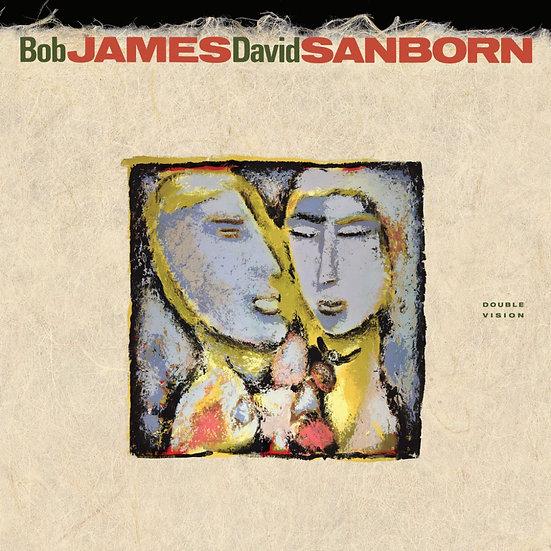 鮑布.詹姆斯與大衛.山朋:雙重視界 Bob James & David Sanborn: Double Vision (Vinyl LP) 【Evosound】