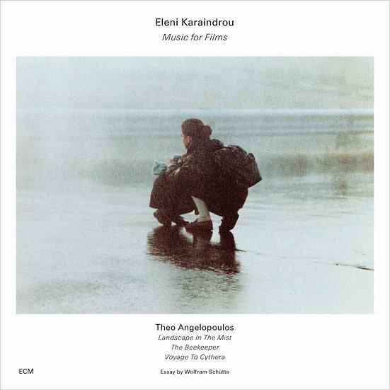 伊蓮妮.卡蘭卓:電影配樂集總 Eleni Karaindrou: Music For Films (CD) 【ECM】