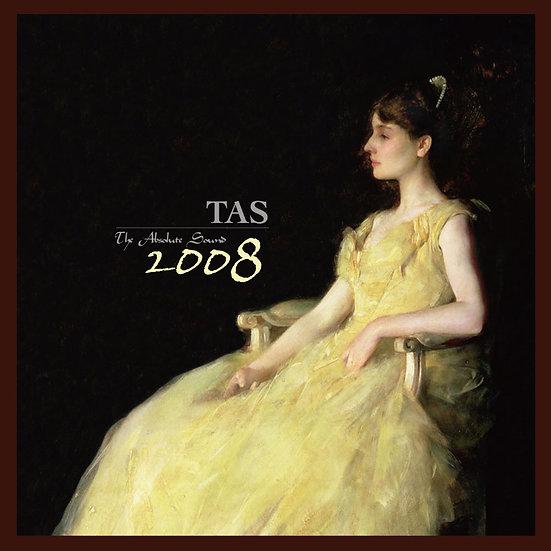 絕對的聲音TAS2008 (CD)
