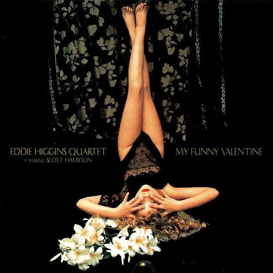 艾迪希金斯四重奏&史考特漢彌頓:可笑的情人節 (CD) 【Venus】