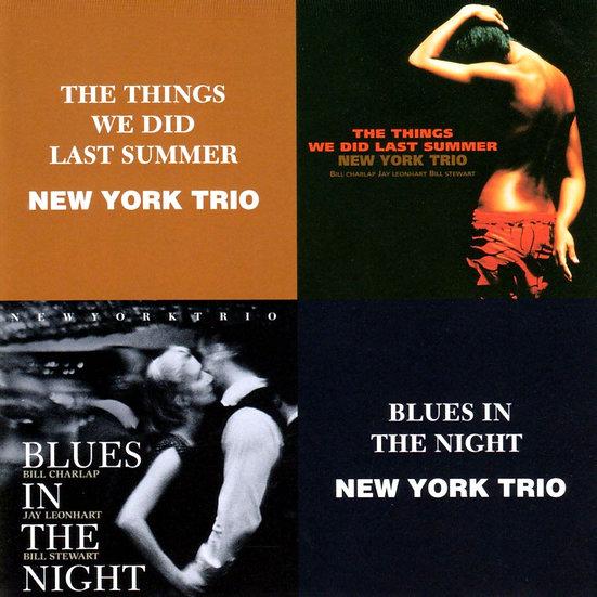 紐約三重奏:記得去年夏天+夜晚的藍調 (限量2CD豪華決定盤)【Venus】